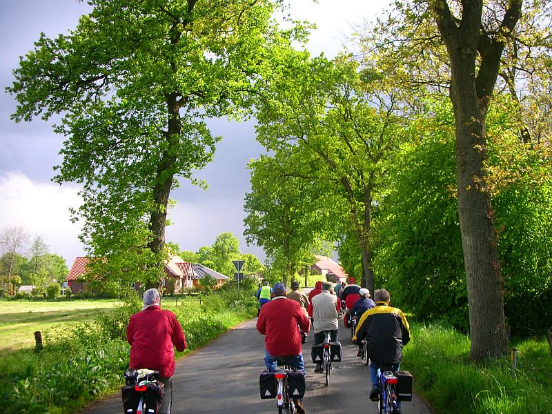 Radfahren in Timmel und Umgebung