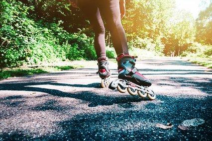 Inline Skates fahren in Timmel und Region